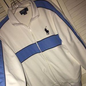 Men's Ralph Lauren Polo Big Horse Zip Jacket